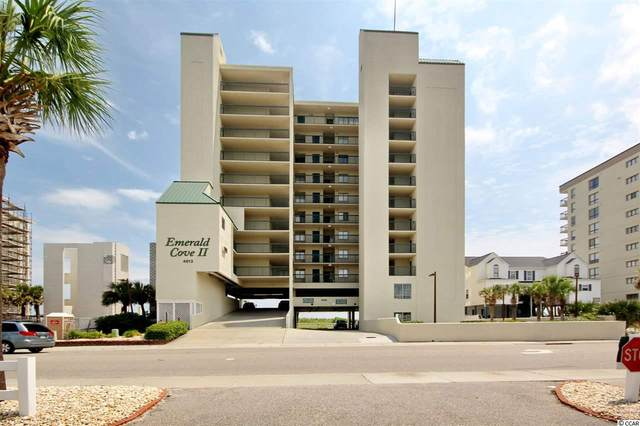 4613 S Ocean Blvd. 8A, North Myrtle Beach, SC 29582 (MLS #2017118) :: Dunes Realty Sales