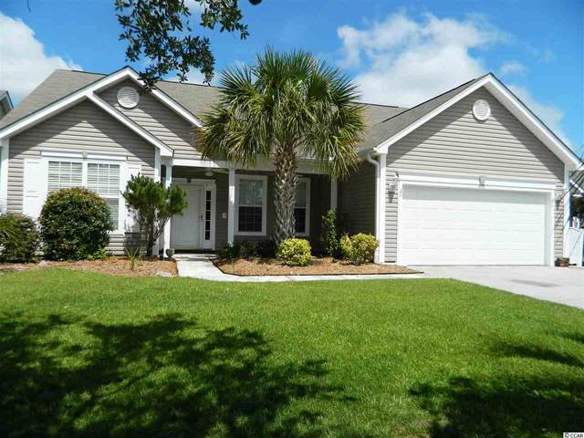 618 Vermillion Dr., Little River, SC 29566 (MLS #2017134) :: Coldwell Banker Sea Coast Advantage