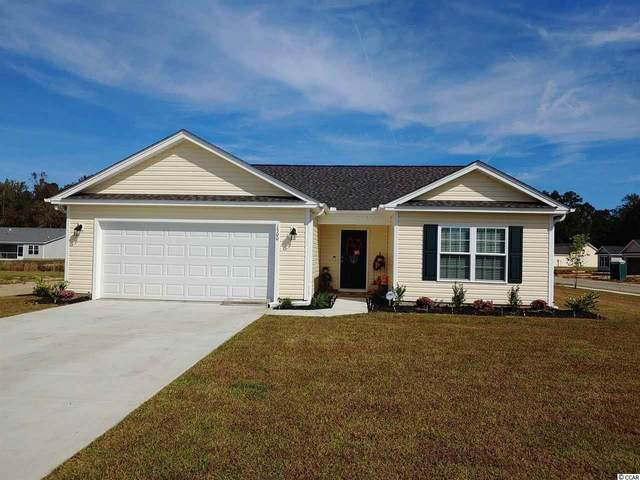 3229 Merganser Dr., Conway, SC 29527 (MLS #2017182) :: The Lachicotte Company