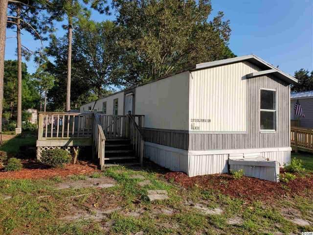 2720 Libra Dr., Myrtle Beach, SC 29575 (MLS #2017188) :: The Lachicotte Company