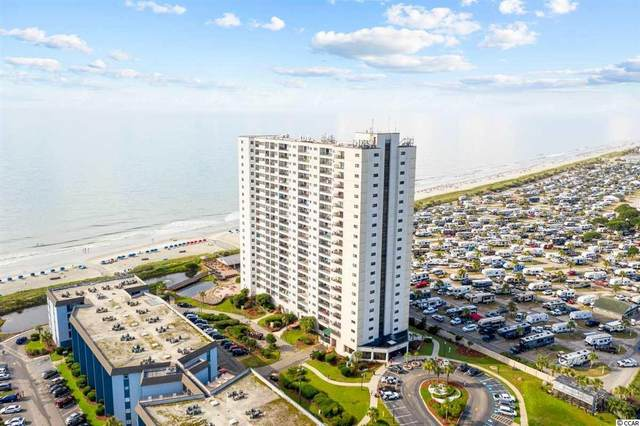 5905 Souths Kings Highway #1802, Myrtle Beach, SC 29575 (MLS #2017196) :: Garden City Realty, Inc.