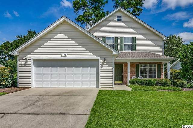170 Barclay Dr., Myrtle Beach, SC 29579 (MLS #2017278) :: Coldwell Banker Sea Coast Advantage