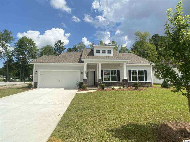 452 Freewoods Park Ct., Myrtle Beach, SC 29588 (MLS #2017297) :: The Lachicotte Company