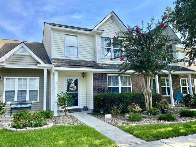 813 Sheridan Rd. #813, Myrtle Beach, SC 29579 (MLS #2017299) :: Sloan Realty Group