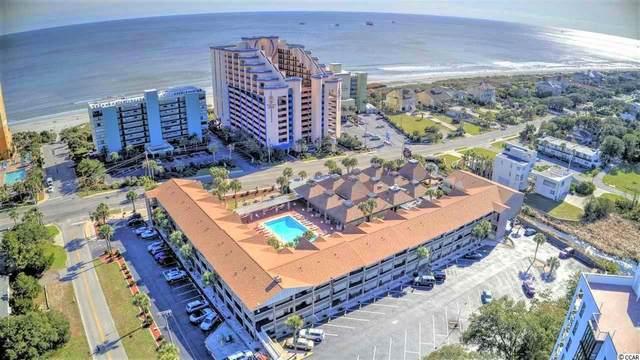 6803 N Ocean Blvd. #302, Myrtle Beach, SC 29572 (MLS #2017311) :: Garden City Realty, Inc.