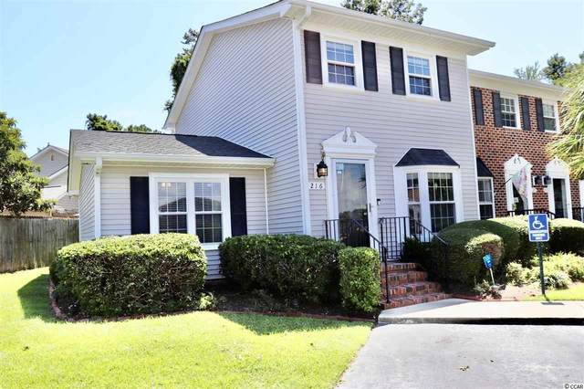 2925 Carriage Row Ln. #216, Myrtle Beach, SC 29577 (MLS #2017312) :: Duncan Group Properties