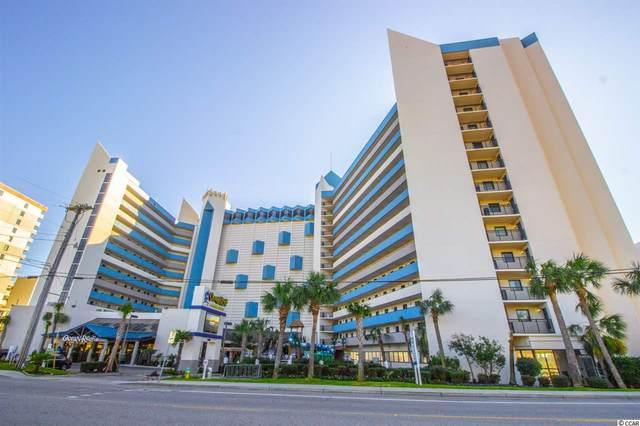 7100 N Ocean Blvd. #502, Myrtle Beach, SC 29577 (MLS #2017320) :: Sloan Realty Group