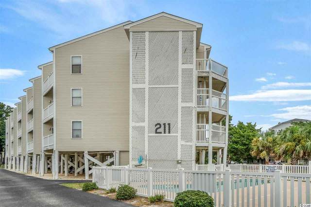 211 N Hillside Dr. N #303, North Myrtle Beach, SC 29582 (MLS #2017327) :: Hawkeye Realty