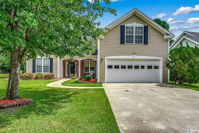 504 Sand Ridge Rd., Conway, SC 29526 (MLS #2017329) :: Dunes Realty Sales