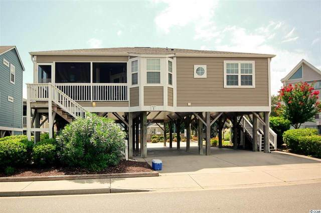 299 Lake Arrowhead Rd., Myrtle Beach, SC 29572 (MLS #2017356) :: Hawkeye Realty