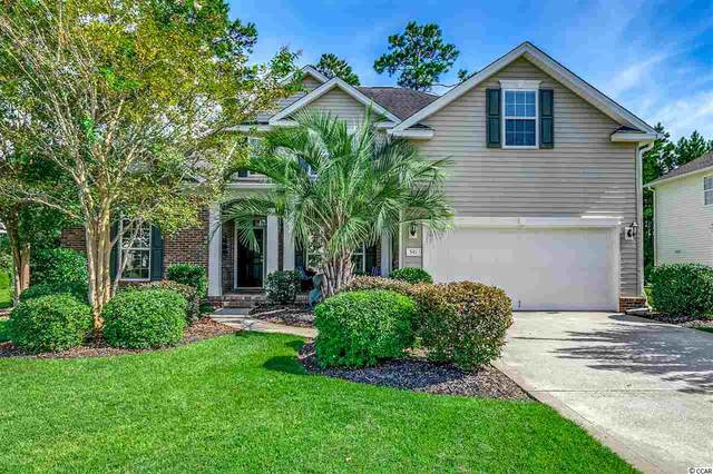 541 Sparkleberry Dr., Murrells Inlet, SC 29576 (MLS #2017361) :: The Greg Sisson Team with RE/MAX First Choice