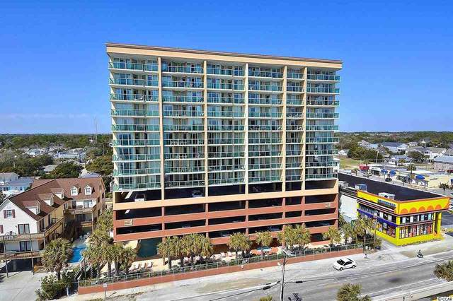 1706 S Ocean Blvd. #805, North Myrtle Beach, SC 29582 (MLS #2017384) :: Jerry Pinkas Real Estate Experts, Inc