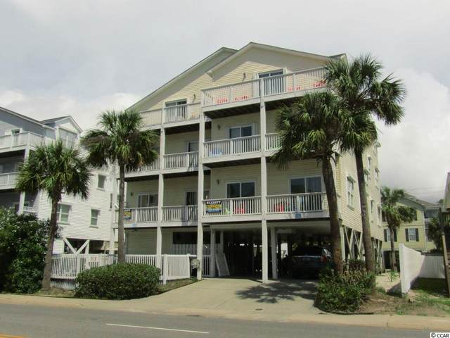 1312 S Ocean Blvd. #101, North Myrtle Beach, SC 29582 (MLS #2017386) :: Leonard, Call at Kingston