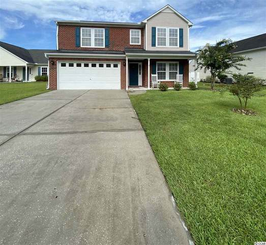 544 Fort Moultrie Ct., Myrtle Beach, SC 29588 (MLS #2017400) :: Coldwell Banker Sea Coast Advantage