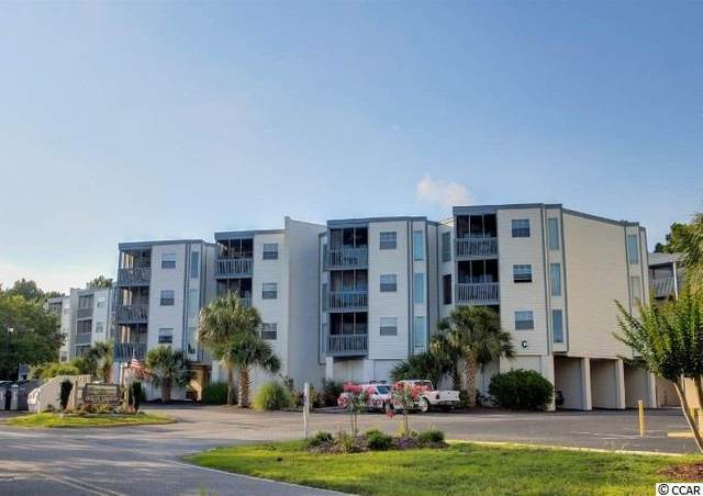 1500 Cenith Dr. A403, North Myrtle Beach, SC 29582 (MLS #2017413) :: The Lachicotte Company