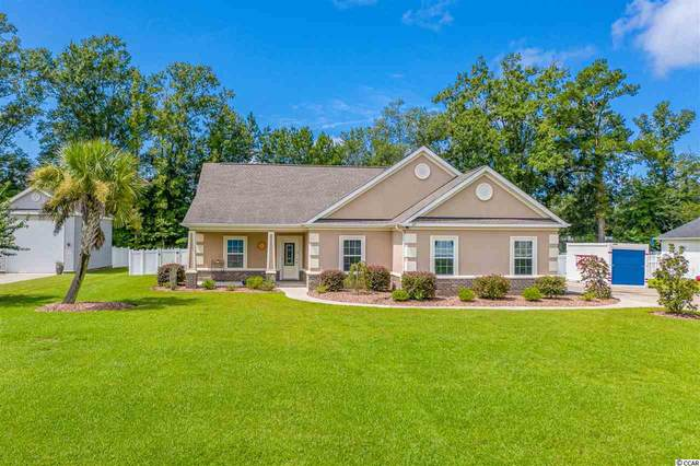 127 Piperridge Dr., Conway, SC 29526 (MLS #2017434) :: James W. Smith Real Estate Co.