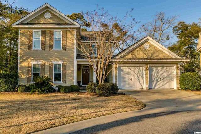 646 Olde Mill Dr., North Myrtle Beach, SC 29582 (MLS #2017486) :: Coastal Tides Realty