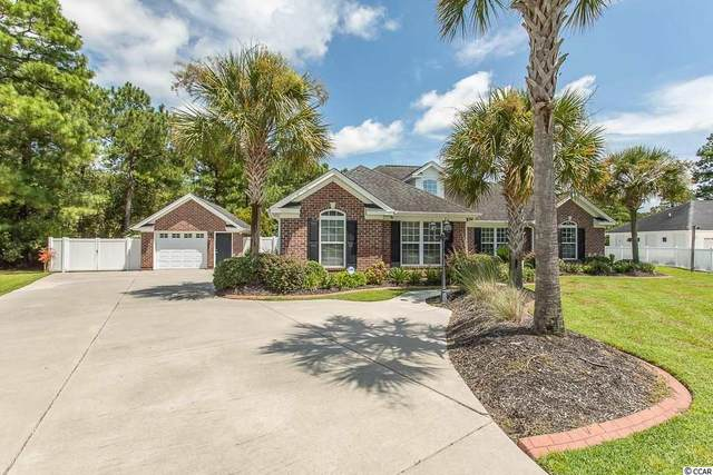 2650 High Brass Trail, Myrtle Beach, SC 29588 (MLS #2017490) :: Welcome Home Realty
