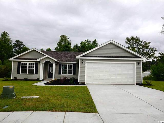 3320 Merganser Dr., Conway, SC 29527 (MLS #2017509) :: The Lachicotte Company