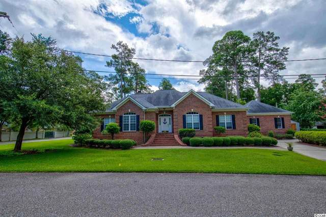 1601 Calhoun St., Conway, SC 29526 (MLS #2017536) :: The Greg Sisson Team with RE/MAX First Choice
