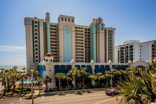 2401 S Ocean Blvd. #763, Myrtle Beach, SC 29577 (MLS #2017546) :: Coastal Tides Realty