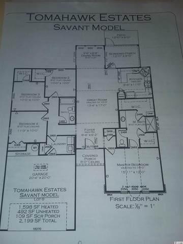 134 Herrmann Ridge Ct., Myrtle Beach, SC 29579 (MLS #2017576) :: Jerry Pinkas Real Estate Experts, Inc