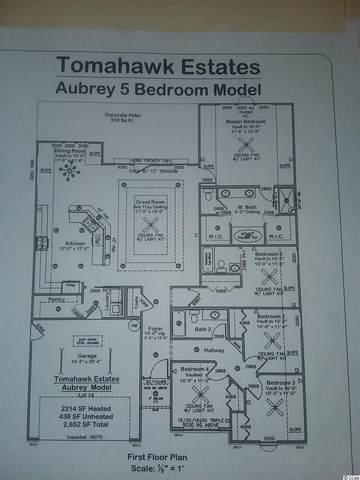 137 Herrmann Ridge Ct., Myrtle Beach, SC 29588 (MLS #2017584) :: Jerry Pinkas Real Estate Experts, Inc