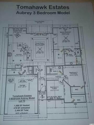 133 Herrmann Ridge Ct., Myrtle Beach, SC 29579 (MLS #2017598) :: Jerry Pinkas Real Estate Experts, Inc