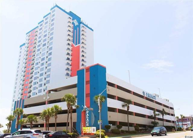 1605 S Ocean Blvd. #602, Myrtle Beach, SC 29577 (MLS #2017618) :: Jerry Pinkas Real Estate Experts, Inc