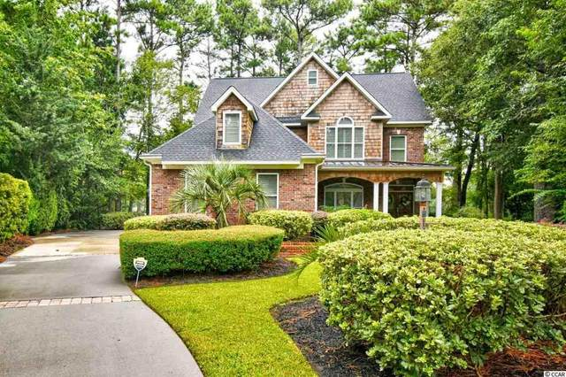 1181 Carnoustie Ct., Myrtle Beach, SC 29575 (MLS #2017619) :: The Greg Sisson Team with RE/MAX First Choice