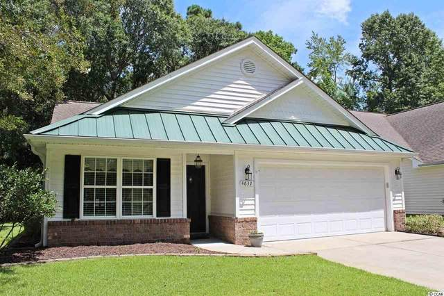 4632 Peony Circle, Murrells Inlet, SC 29576 (MLS #2017626) :: The Litchfield Company