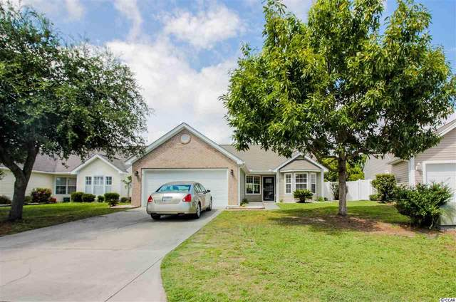 350 Thistle Ln., Myrtle Beach, SC 29579 (MLS #2017627) :: The Greg Sisson Team with RE/MAX First Choice