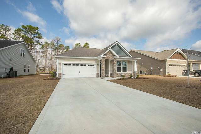 172 Legends Village Loop, Myrtle Beach, SC 29579 (MLS #2017644) :: The Greg Sisson Team with RE/MAX First Choice