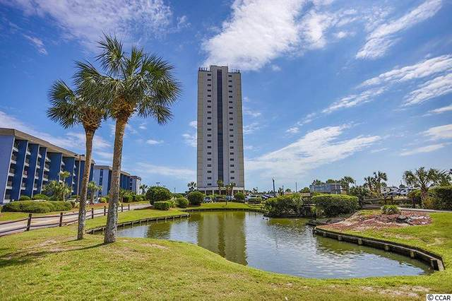 5905 S Kings Hwy. #1105, Myrtle Beach, SC 29575 (MLS #2017655) :: Garden City Realty, Inc.