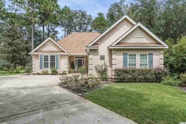 3 Wentworth Pl., Pawleys Island, SC 29585 (MLS #2017674) :: Jerry Pinkas Real Estate Experts, Inc