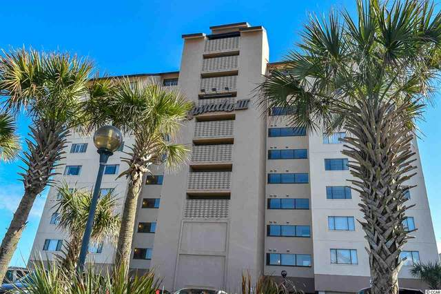 707 S Ocean Blvd. #701, North Myrtle Beach, SC 29582 (MLS #2017715) :: Hawkeye Realty