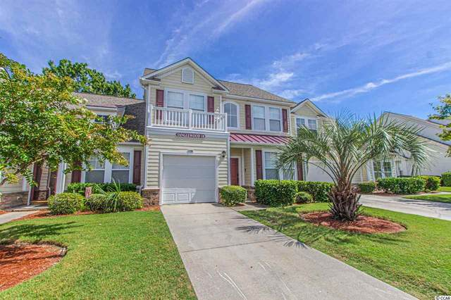 6095 Catalina Dr. #1815, North Myrtle Beach, SC 29582 (MLS #2017718) :: Welcome Home Realty