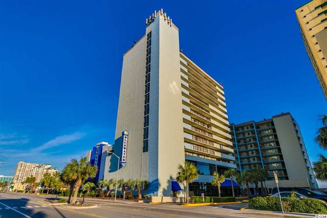 2001 S Ocean Blvd. #821, Myrtle Beach, SC 29577 (MLS #2017749) :: Sloan Realty Group