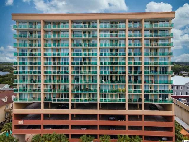 1706 S Ocean Blvd. #602, North Myrtle Beach, SC 29582 (MLS #2017757) :: Jerry Pinkas Real Estate Experts, Inc