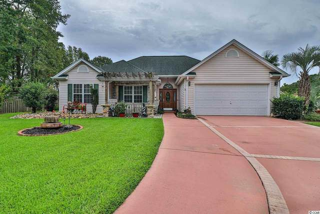 3903 Thornwood Ct., Myrtle Beach, SC 29588 (MLS #2017769) :: Welcome Home Realty