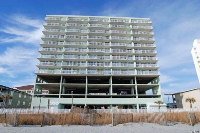 5310 N Ocean Blvd. 6D, North Myrtle Beach, SC 29582 (MLS #2017776) :: Hawkeye Realty