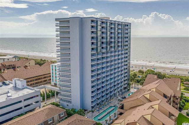 5511 N Ocean Blvd. #1703, Myrtle Beach, SC 29577 (MLS #2017790) :: Garden City Realty, Inc.