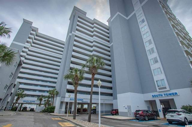 161 Seawatch Dr. #910, Myrtle Beach, SC 29572 (MLS #2017805) :: Duncan Group Properties