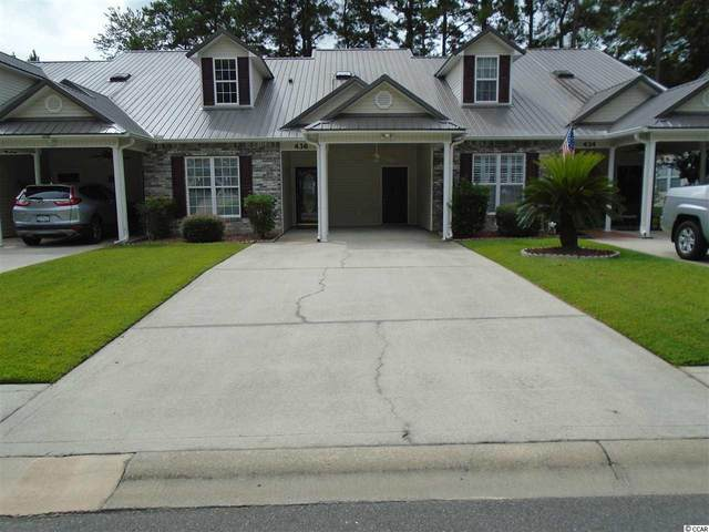 436 Colonial Trace Dr. 14-B, Longs, SC 29568 (MLS #2017813) :: The Greg Sisson Team with RE/MAX First Choice