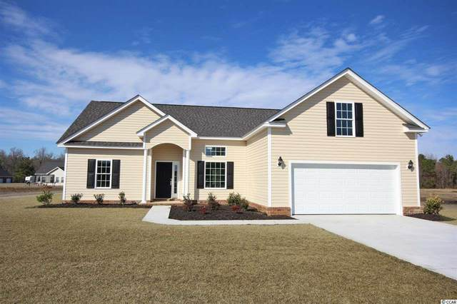 Lot 4 Long Avenue Ext., Conway, SC 29527 (MLS #2017842) :: The Litchfield Company