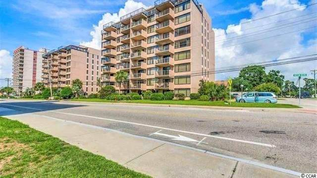 7601 N Ocean Blvd. 2-C, Myrtle Beach, SC 29572 (MLS #2017846) :: Coldwell Banker Sea Coast Advantage