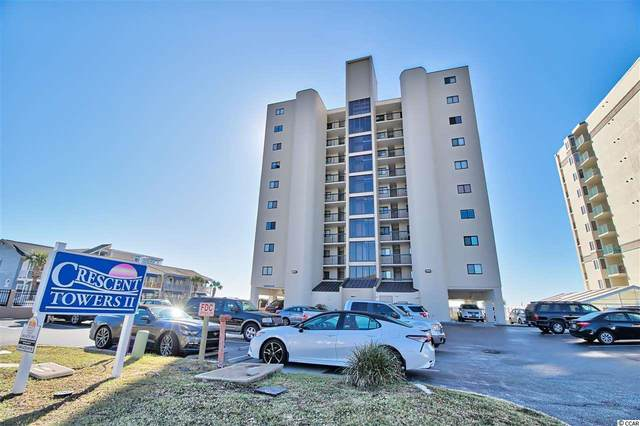 2501 S Ocean Blvd. #205, North Myrtle Beach, SC 29582 (MLS #2017850) :: Coastal Tides Realty