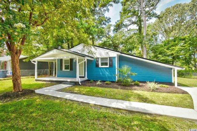 815 9th Ave. S, Myrtle Beach, SC 29577 (MLS #2017861) :: The Hoffman Group