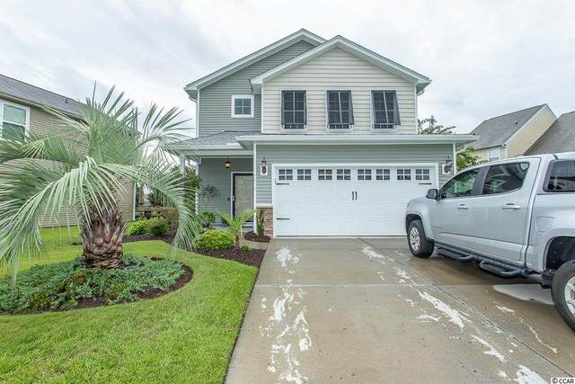 1010 Balmore Dr., Myrtle Beach, SC 29579 (MLS #2017864) :: James W. Smith Real Estate Co.