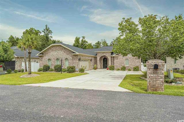 640 Tarrant St., Longs, SC 29568 (MLS #2017887) :: Coldwell Banker Sea Coast Advantage